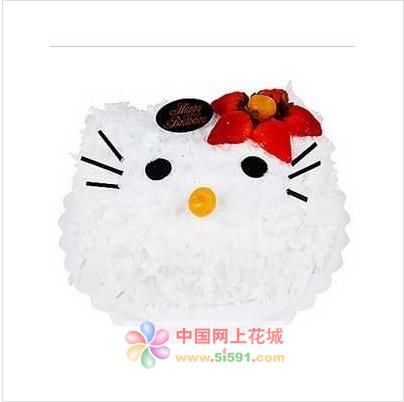 送蛋糕-KITTY猫