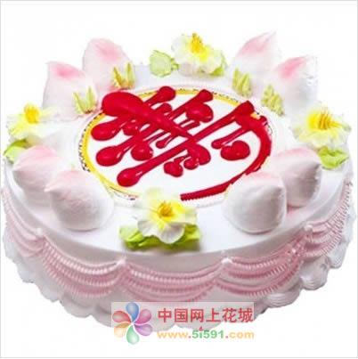 鲜花蛋糕速递网-寿星之礼