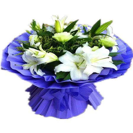 鲜花礼品-朵朵相伴