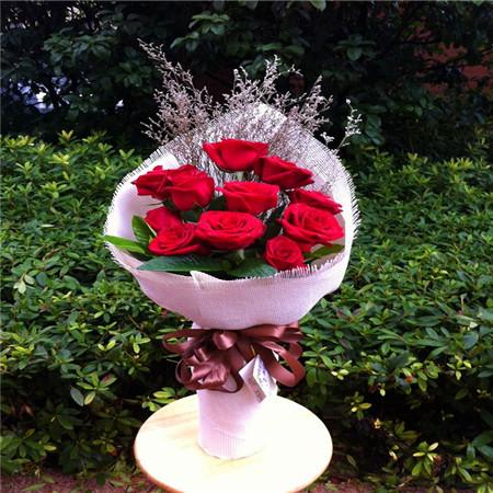 鲜花礼品-情深义重