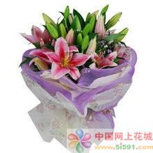 鲜花订购-恋恋花语
