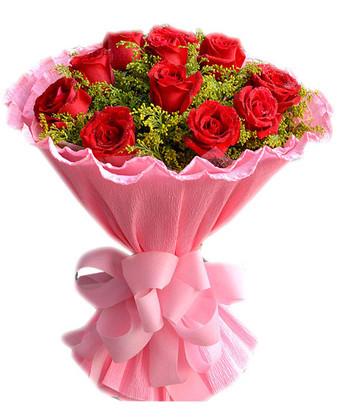 鲜花店-爱情的祝福