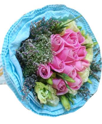 网上花店-承诺