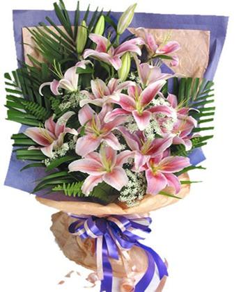 鲜花公司-纯真之美