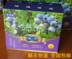 鲜花店-蓝莓圣果