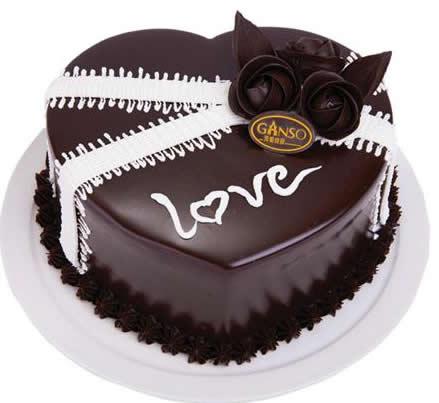 鲜花公司-元祖蛋糕-LOVE