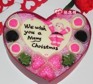 鲜花礼品-创意巧克力 爱的寓意