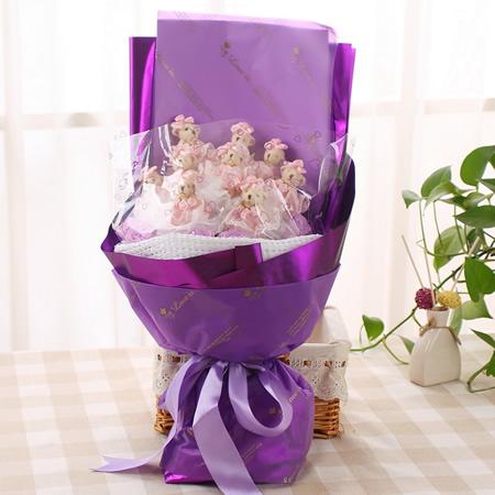 �W�j�花-�勖吨�心-紫色