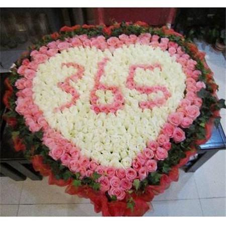 鲜花订购-想你的365天