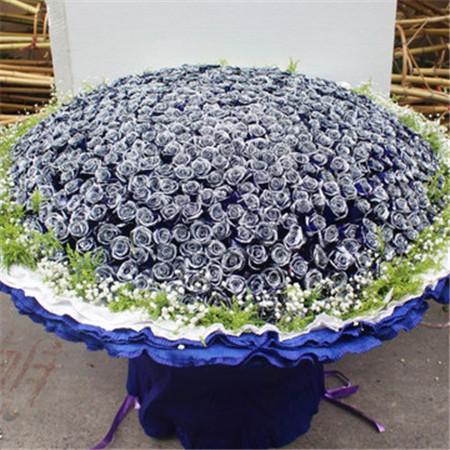 鲜花礼品店-蓝色梦之恋