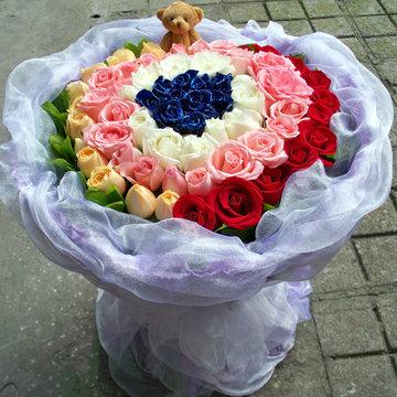 预订鲜花-多彩生活