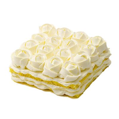 水果蛋糕-甜蜜花语
