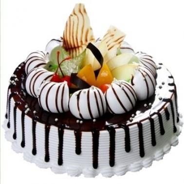 巧克力蛋糕-巧克力的甜蜜