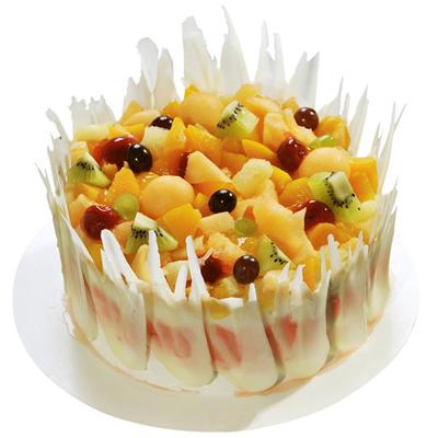 水果蛋糕-美丽爱情