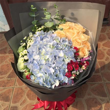 送花-不再见的爱