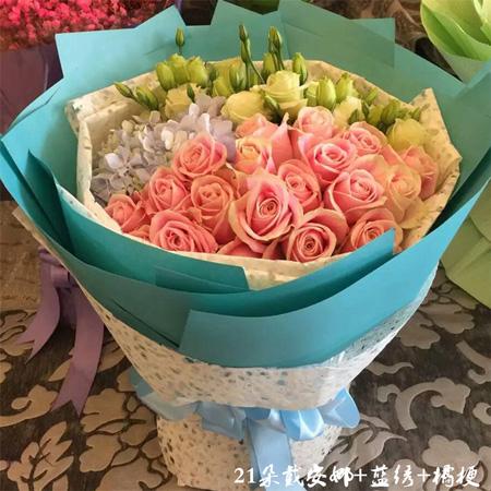 �r花店-春天���
