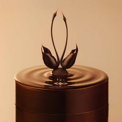 黑天鹅水果蛋糕-黑天鹅蛋糕 黑天鹅