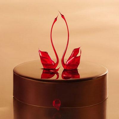 黑天鹅品牌蛋糕-黑天鹅 美丽人生(黑)