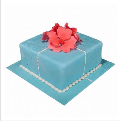 巧克力蛋糕-转角遇到爱