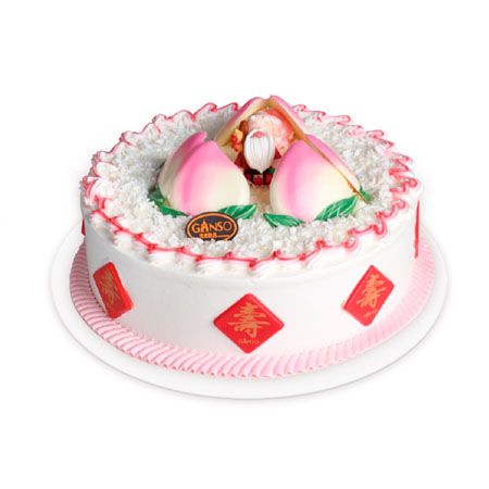 元祖�r奶蛋糕-元祖蛋糕-蟠桃�I�