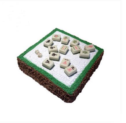生日鲜花蛋糕-常胜将军