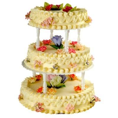 鲜奶蛋糕dangao-喜结良缘
