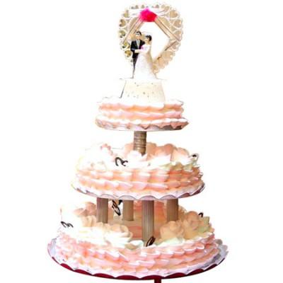 水果蛋糕-世纪的爱