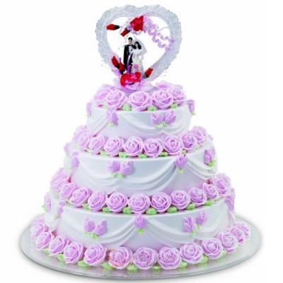 巧克力蛋糕-新婚大喜