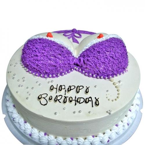 水果蛋糕-紫衣魅惑