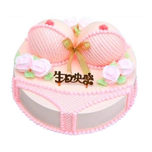 买蛋糕-粉色爱恋