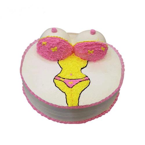 卖蛋糕dangao-摩登女郎