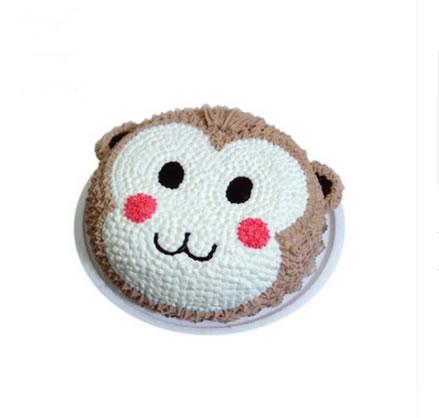 �I蛋糕-小猴���