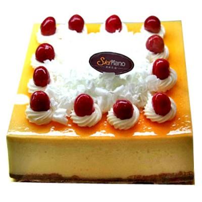 蛋糕鲜花-芝士梦语