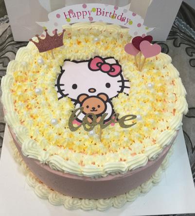 送蛋糕-小Katie�