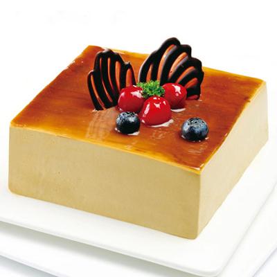 巧克力水果蛋糕-咖啡慕斯