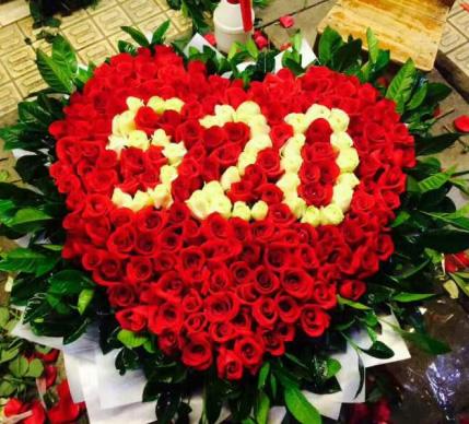 鲜花网-520玫瑰-想你(特价)