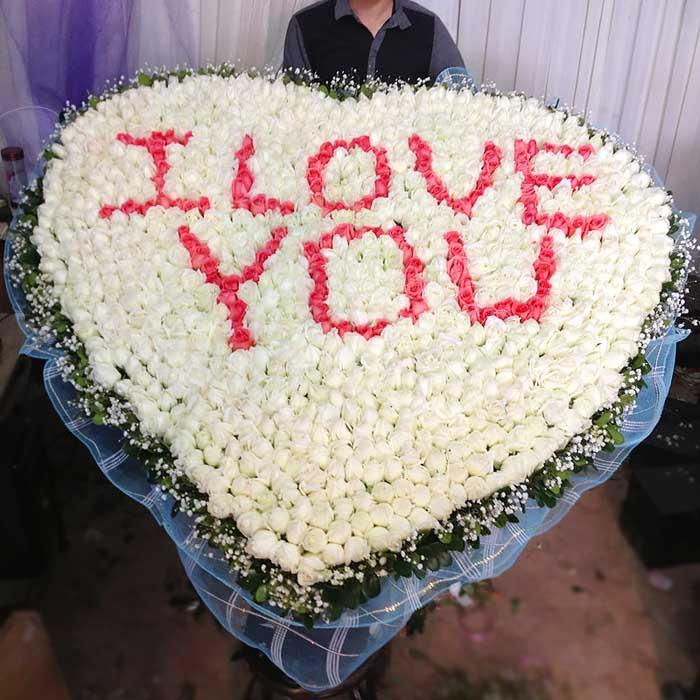 鲜花礼品-多彩浪漫