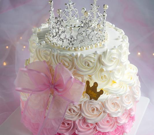 巧克力蛋糕-皇冠生日蛋糕��意定制