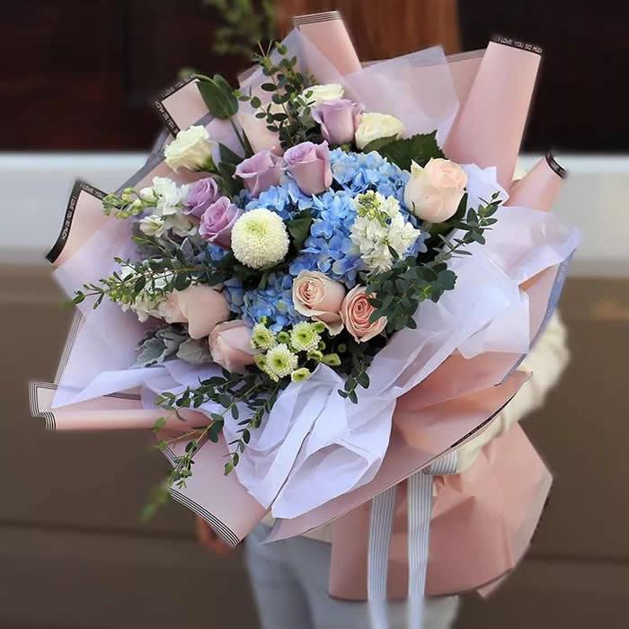 �r花店-幸福永恒