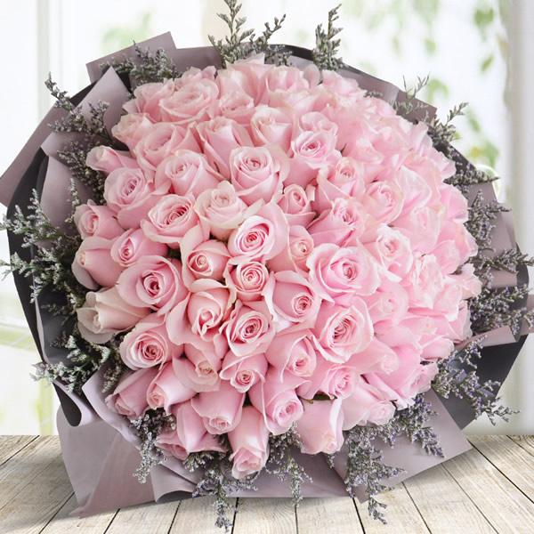 鲜花礼品-我的爱人