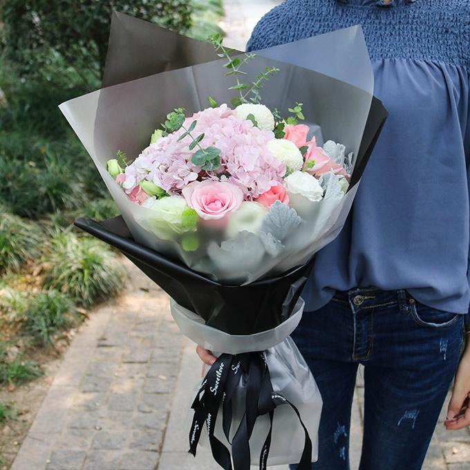送花-只希望陪伴你