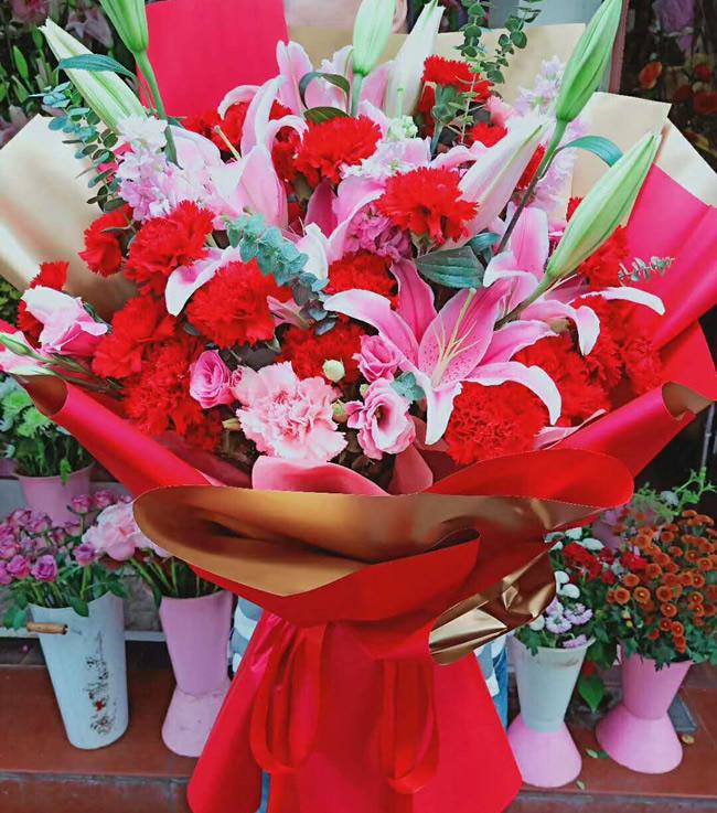 订花-伴你一生