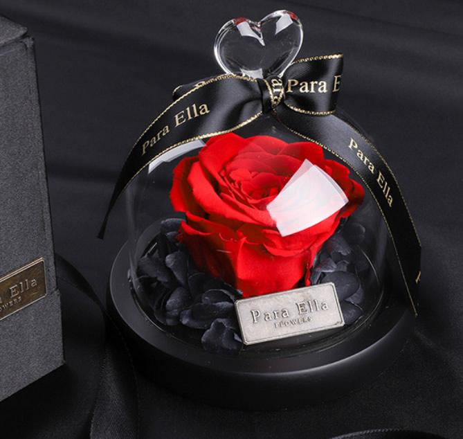 七彩玫瑰-永生花-�墼阱氤�