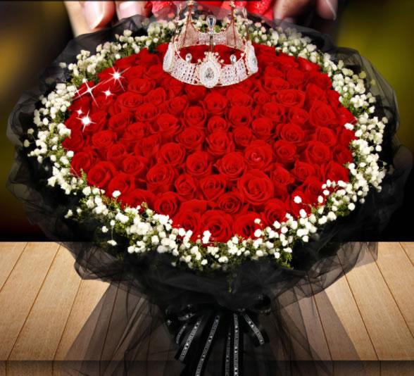 兰之馨网上订花:爱的港湾
