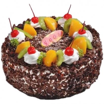 兰之馨生日蛋糕:挪威森林