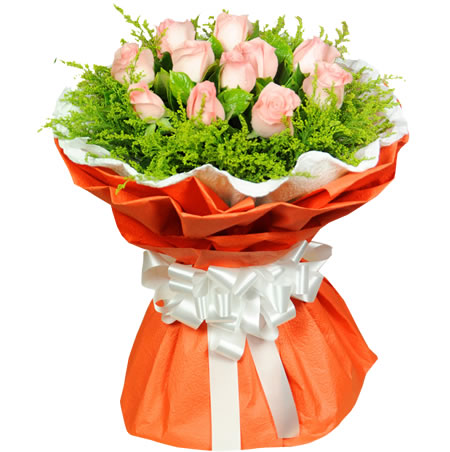 兰之馨鲜花礼品鲜花-香醇诱人