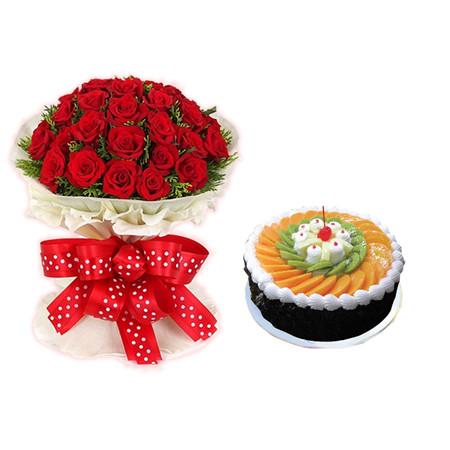 兰之馨订花:生日快乐