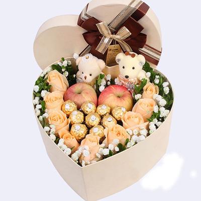 兰之馨鲜花礼品店-圣诞礼盒2