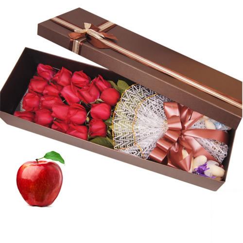 兰之馨鲜花网站-爱如蜜糖
