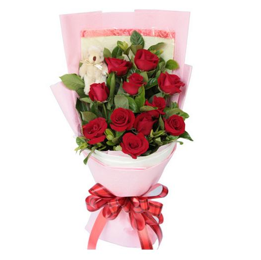 兰之馨兰之馨送花:生日快乐